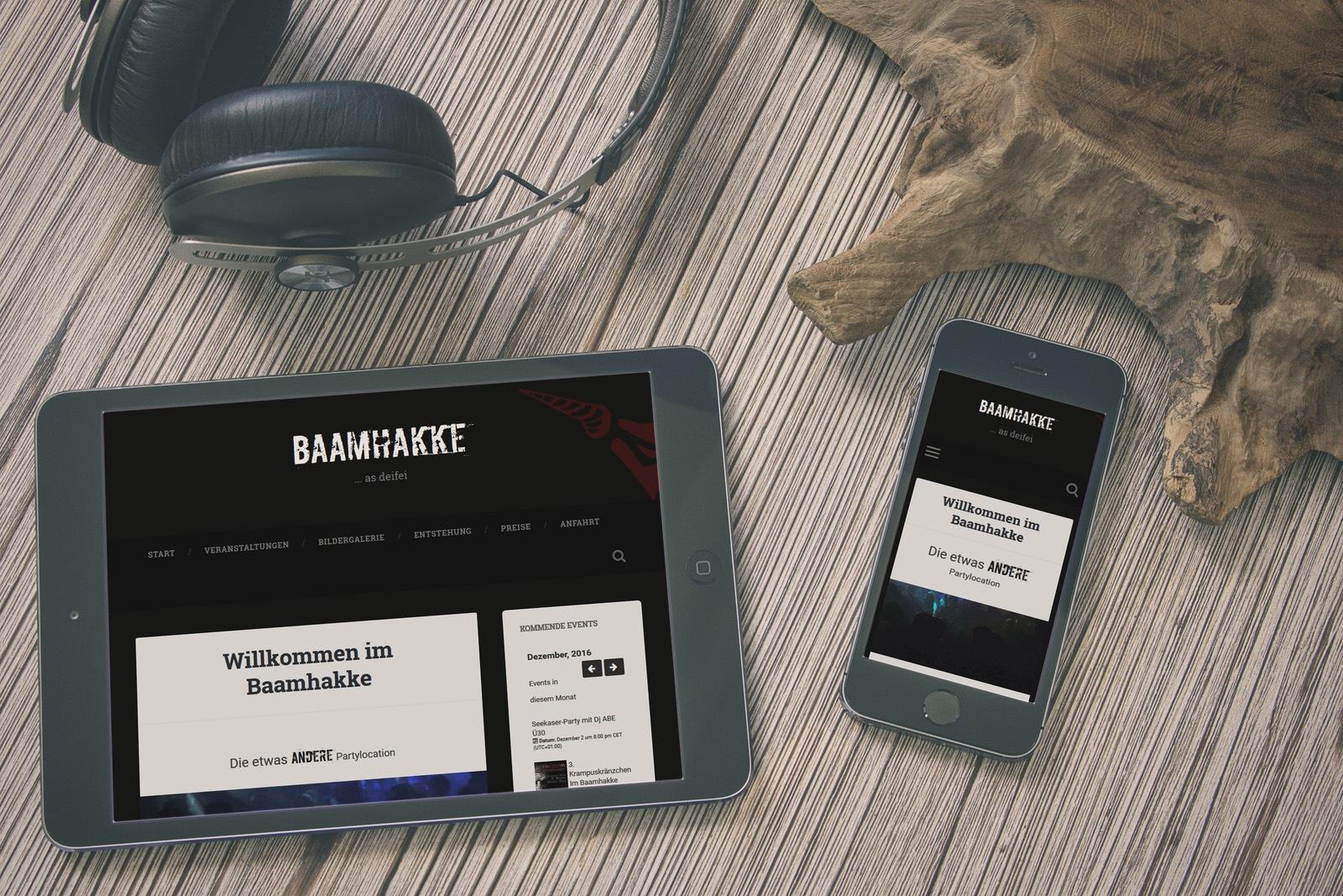 Baamhakke Mobile