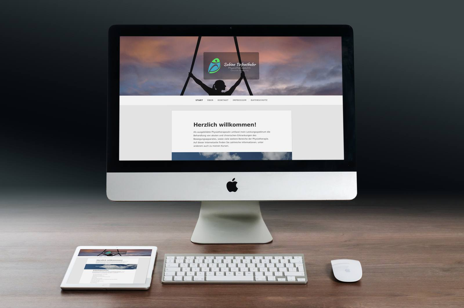 Tiefenthaler Desktop