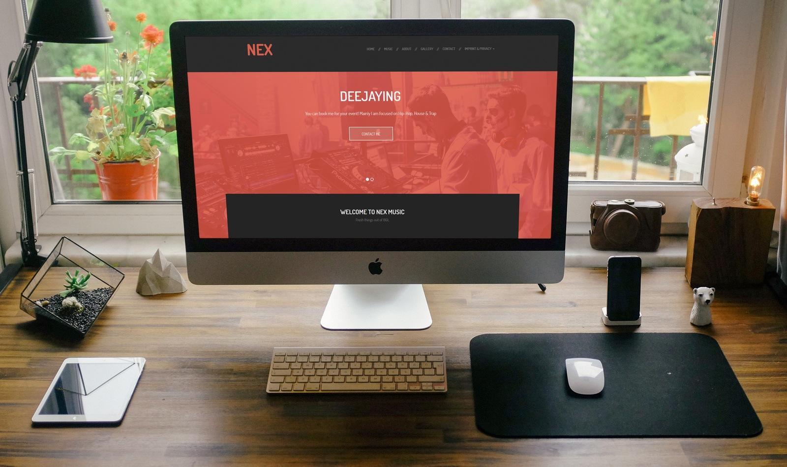 NEX Desktop