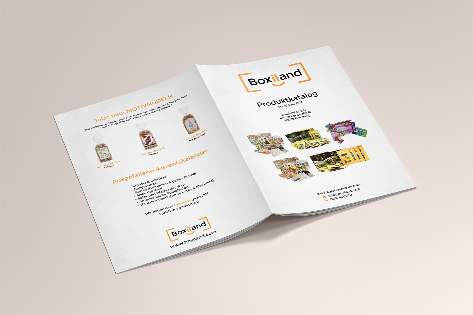Boxiland Katalog Aussen
